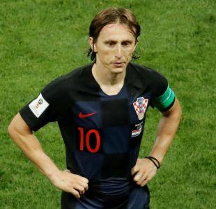 Deberían ser más humildes: La dura crítica de Luka Modric a los ingleses
