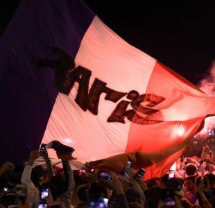 El operativo antiterrorista que prepara París para la final del Mundial