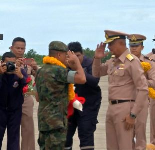 [VIDEO] La nueva imagen de Tailandia tras rescate