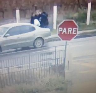 [VIDEO] Se hicieron pasar por pasajeros para asaltarlos