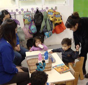 [VIDEO] Así es el primer jardín infantil en la Universidad de Chile