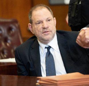 Harvey Weinstein acusado de agredir sexualmente a una joven de 16 años