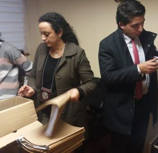 [VIDEO] Fiscalía allana obispado de Temuco: Investigan al menos cinco casos