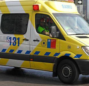 Chofer pierde su trabajo tras salir de fiesta en una ambulancia