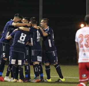 Barnechea derrota a Valdivia en penales y avanza a semifinales de Copa Chile