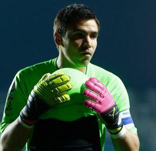 Cristopher Toselli vuelve al fútbol chileno para jugar en Everton