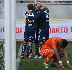 La U vence a Cobreloa en un partidazo y avanza a semifinales de la Copa Chile
