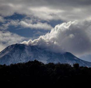 Se registra un tercer sismo asociado a una explosión volcánica en los Nevados de Chillán