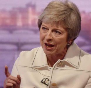 El consejo brutal que Donald Trump le dio a la primera ministra británica Theresa May