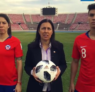 [VIDEO] #VamosLaRoja: la campaña del ministerio del deporte para olvidar Rusia 2018