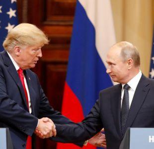 Las positivas impresiones de la reunión clave entre Trump y Putin en Helsinki