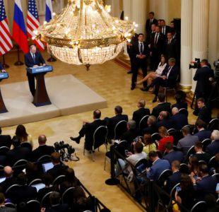 Trump, en el centro de la tormenta luego de reunión con Putin