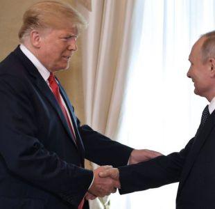 Cumbre de Helsinki: Trump avala postura de Putin sobre la injerencia rusa en las elecciones de EEUU