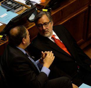 Senadores presentan proyecto que limita facultad de fiscales para acordar juicios abreviados