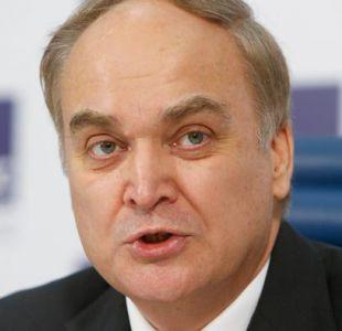 Embajador ruso exige pruebas de presunta injerencia en elecciones de Estados Unidos