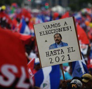 [VIDEO] Crisis en Nicaragua: OEA pide a Ortega que acepte elecciones anticipadas