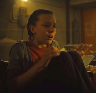 Entre Eleven y Desmond de Lost: Millie Bobby Brown protagoniza teaser de secuela de Godzilla