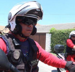 [VIDEO] Seguridad municipal con tareas policiales