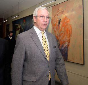 Diputado Urrutia valora rechazo de solicitud de desafuero: Estoy muy contento por el Congreso