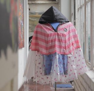[VIDEO] #LaBuenaNoticia: La segunda vida de los paraguas rotos
