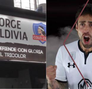 [VIDEO] Colo Colo sorprende con presentación de su plantel y renovado camarín