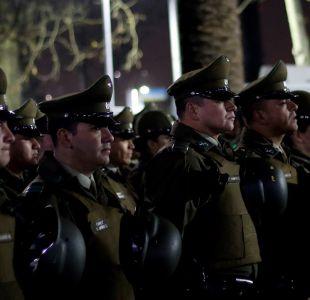 [VIDEO] Más de 4.000 personas detenidas tras quinta ronda preventiva de Carabineros