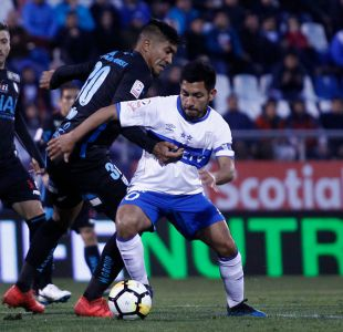 Católica no puede con Iquique y pierde el liderato del Campeonato Nacional