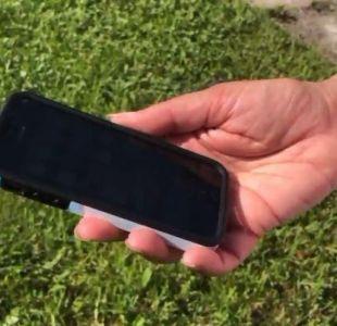 [VIDEO] Así fue el mensaje del SAE avisando la evacuación en Coquimbo