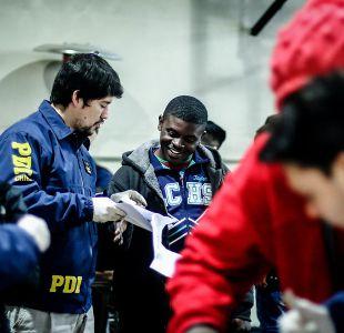 Regularización de migrantes: Este lunes finaliza el proceso de inscripción