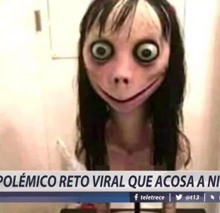 [VIDEO] Momo: polémico reto viral que acosa a niños