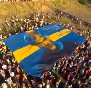 [VIDEO] El emotivo homenaje a Avicii en Tomorrowland