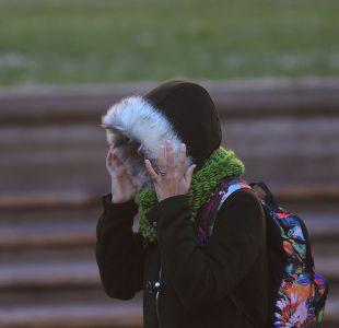 [VIDEO] Bajas temperaturas continuarán hasta este miércoles