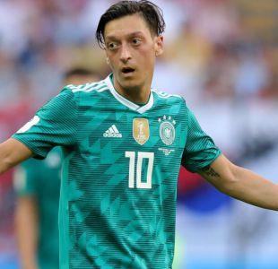 Mesut Özil: Soy alemán cuando ganamos, pero inmigrante cuando perdemos