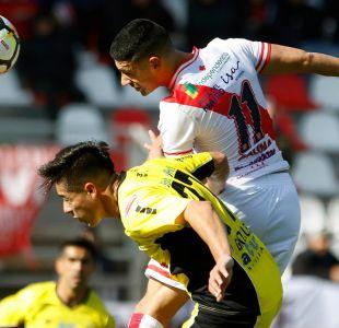 [VIDEO] Goles Fecha 16: Curicó vence por la mínima a San Luis en La Granja