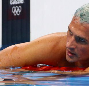 Nadador estadounidense Ryan Lochte, suspendido 14 meses por violar ley antidopaje
