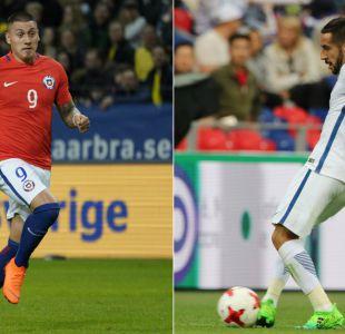 Duelo de chilenos se roba las miradas en sorteo de la fase previa de Champions League