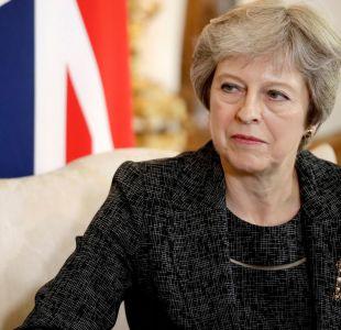 May anuncia que dirigirá negociaciones del Brexit