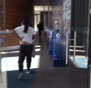 [VIDEO] Balacera en centro de entrenamiento de la U: Fiscalía investiga posible ajuste de cuentas
