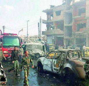 Atentados suicidas a manos de grupo yihadista ISIS deja al menos 40 muertos