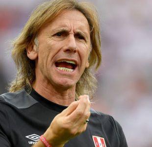 Perú: la ingeniosa forma de un aficionado para pedirle a Ricardo Gareca que se quede en la selección