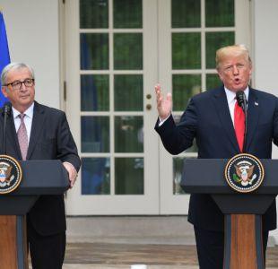 EE.UU y Unión Europea llegan a acuerdo para frenar guerra comercial