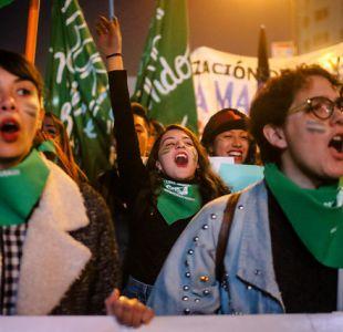 [VIDEO] Conoce el recorrido y las demandas de la marcha por el aborto libre