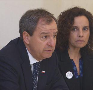 [VIDEO] Ministro Varela descarta renunciar