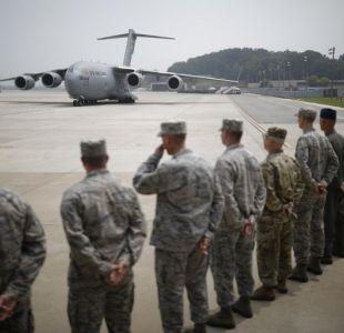 Corea del Norte comienza a devolver a Estados Unidos los restos de sus soldados