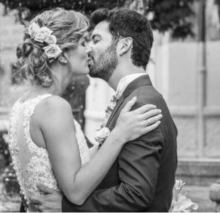 [VIDEO] La romántica pedida de matrimonio en el Metro de Santiago
