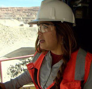 [VIDEO] La minera con nombre de mujer