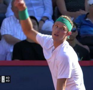 [VIDEO] El buen año de Jarry en el ATP