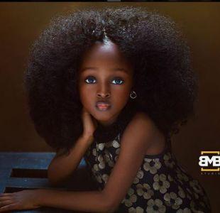 [FOTOS] La niña más linda del mundo que revoluciona las redes sociales