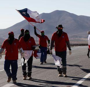 Minera Escondida: Suspenden inicio de huelga y mediación obligatoria empieza este martes