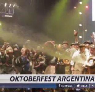 [VIDEO] Oktoberfest Argentina